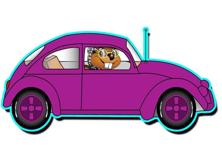 grandma got a little purple car children song