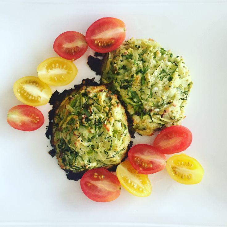 Incredible easy to make mad zucchini patties #meatless #vegetarian
