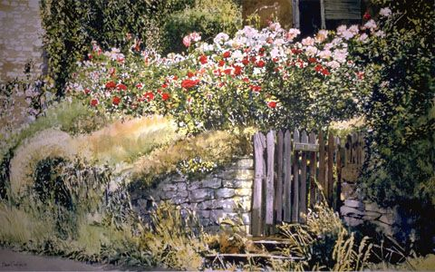 David Coolidge - American Watercolor Realist