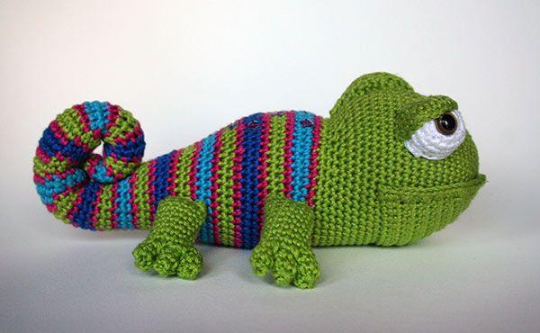 Crochet Amigurumi Heart Free Pattern : 1000+ images about Amigurumis reptiles y anfibios on ...