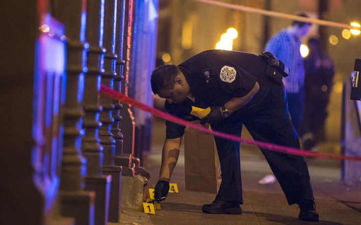Seven-year-old boy among 10 people killed in spate of gun violence in Chicago over the Fourth of July holiday weekend