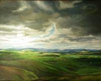 Westmorland Sky by B. Murray