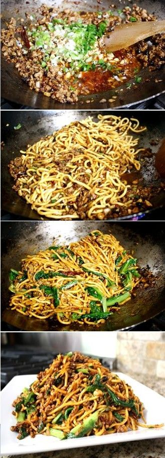 #Kaitlin's #Special #Noodles recipe, so damn good!