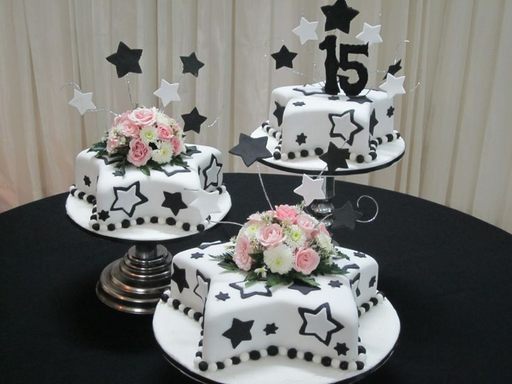 cakes fifteen years