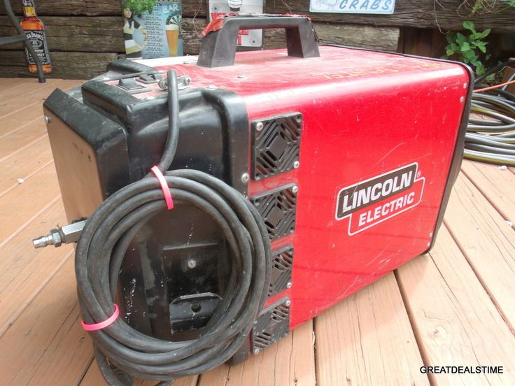 LINCOLN ELECTRIC Welder Fume Extractor Vacuum, X-Tractor Machine K652-1 ##4 #Lincoln