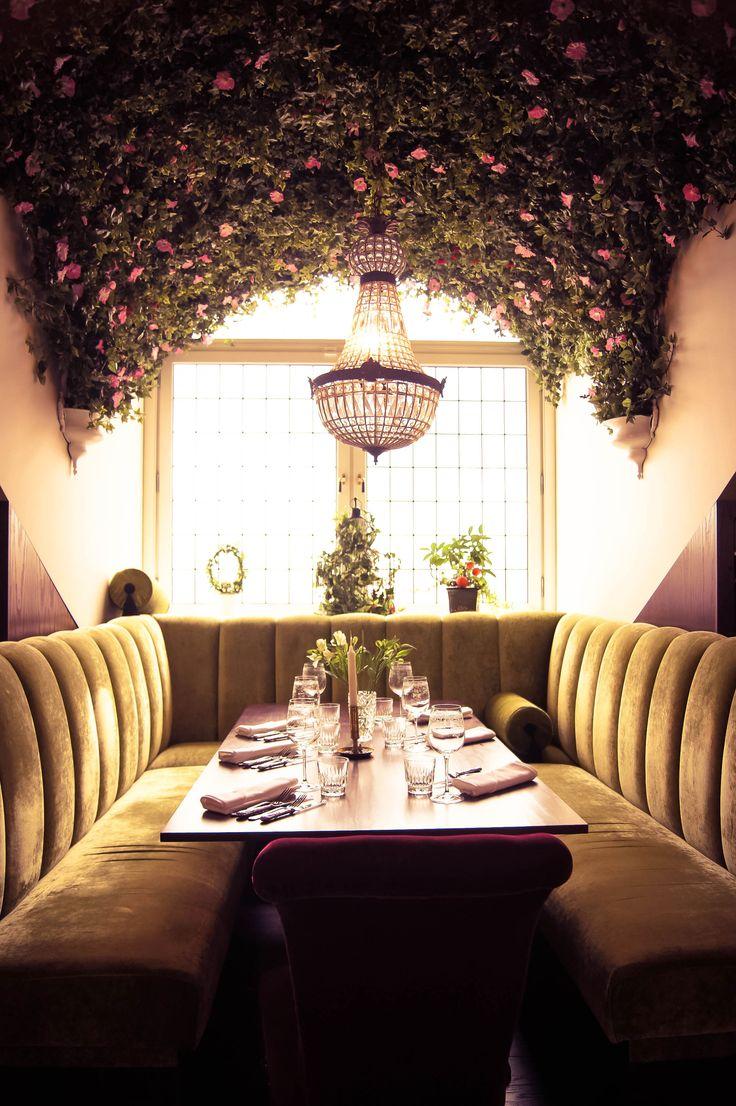 Restaurant Atelier, Sweden | at the fourth floor of Hotel Pigalle in Gothenburg