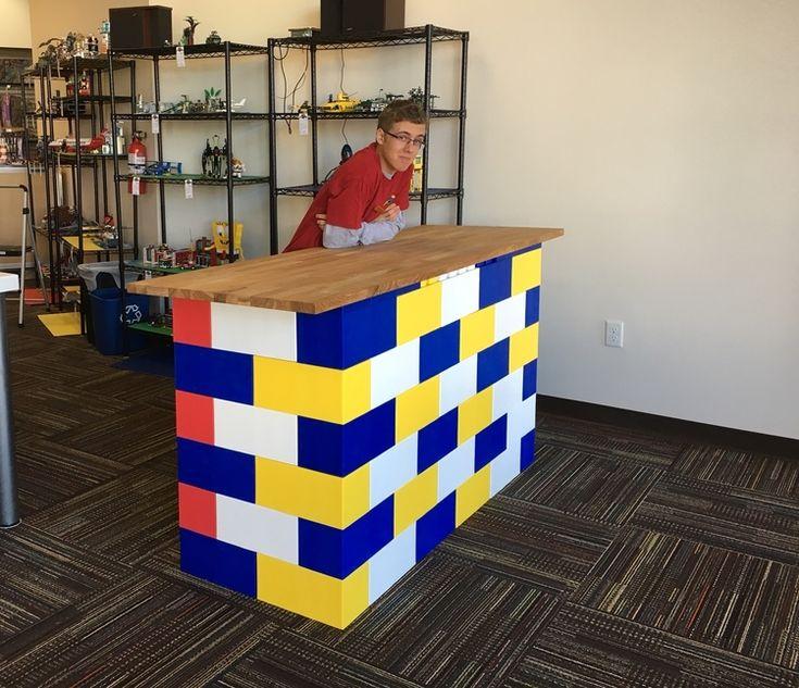 Модульные розничной торговли мебелью