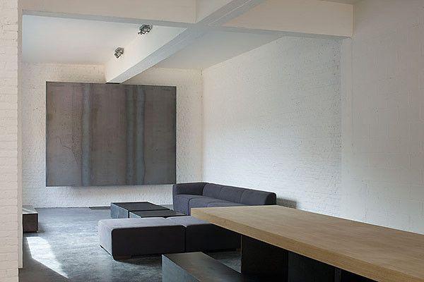 mi casa: Loft en Belgica