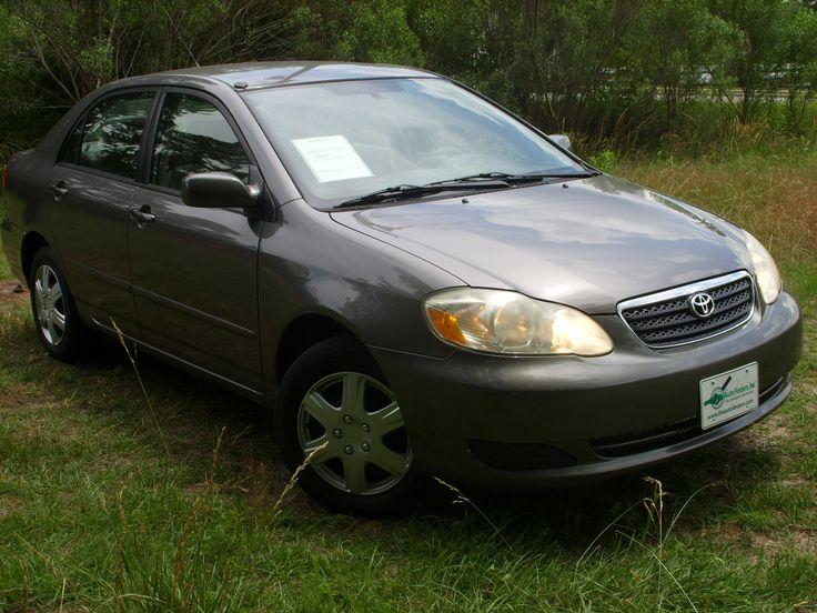 Used 2005 Toyota Corolla LE For Sale   Durham NC.