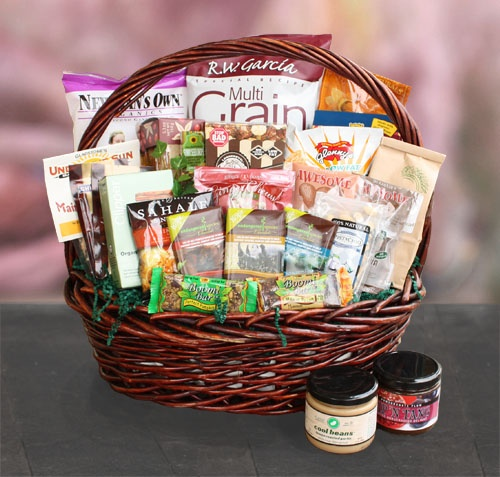 19 best diabetic gifts images on pinterest basket ideas healthy healthy corporate christmas gift basket negle Choice Image
