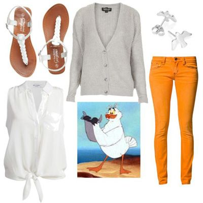 How To Dress Like The Little Mermaid Disney Characters   Gurl.com