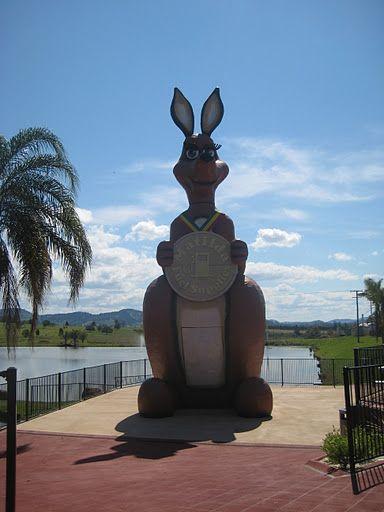 Big Kangaroo, Australia