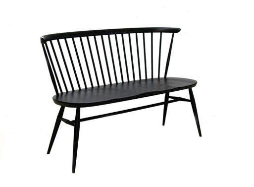 Ercol Loveseat — Benches -- Better Living Through Design
