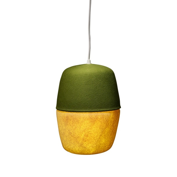 Kiwi Capsule Pendant Light | I Know It Says  Design