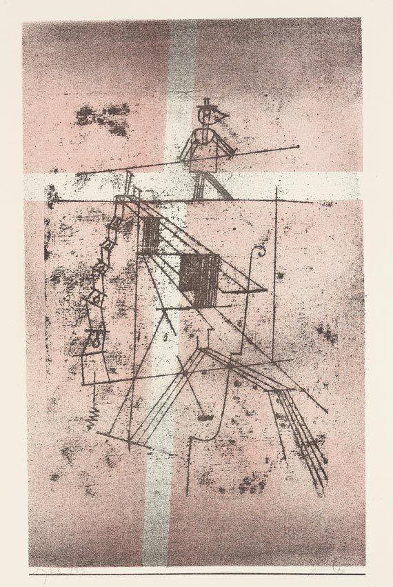 Paul Klee - Funambule