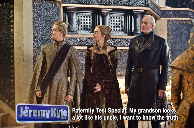 "If ""Game Of Thrones"" Characters Were On ""The Jeremy Kyle Show"""