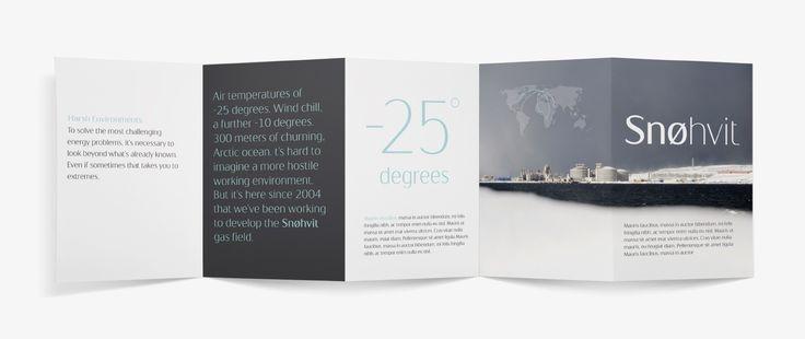 Statoil Identity - Scandinavian Design Group