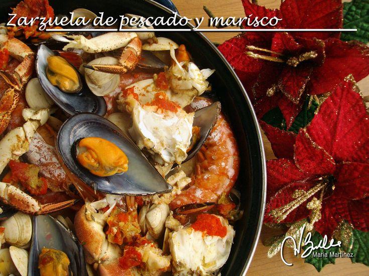 Zarzuela de Pescado y Marisco, dieta Dukan fase Crucero.
