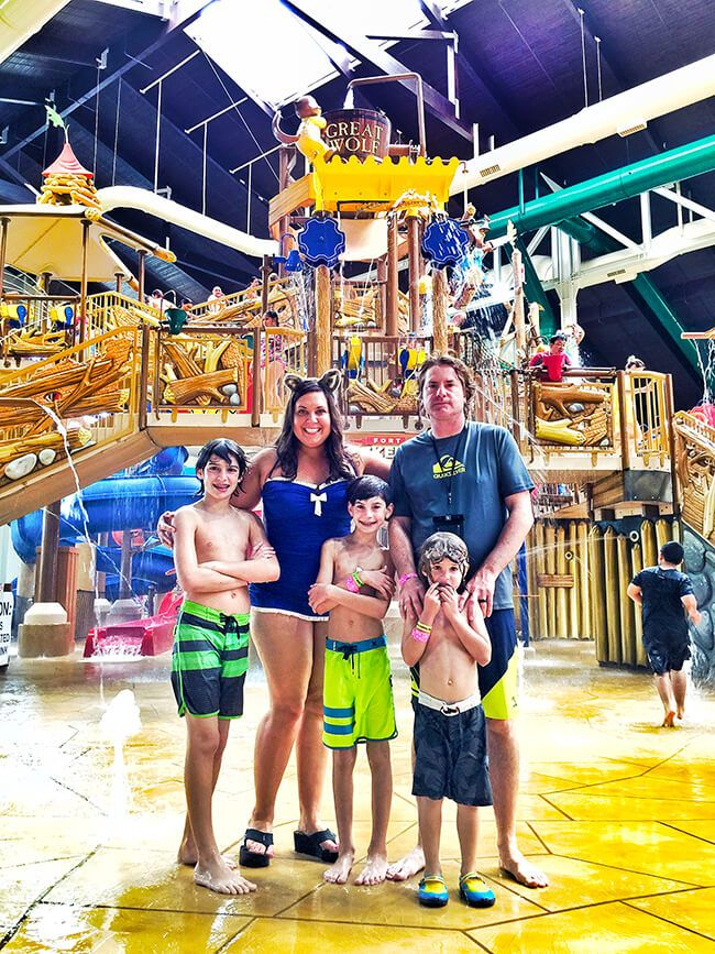 from the moment i found out about the Great Wolf Lodge, i knew that i wanted to take my family on a vacation there. it was about four years ago when i read a post on another blog about the Great Wolf Lodge in Texas. it looked AMAZING…like a rustic lodge with amazing experiencesfor kids Read More...