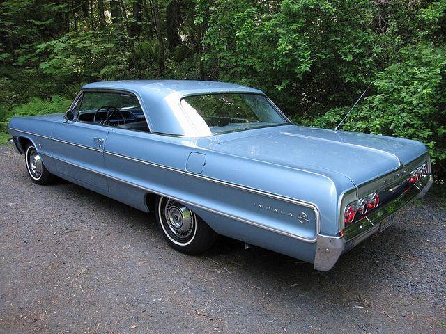 1964 Chevrolet Impala-http://mrimpalasuatoparts.com