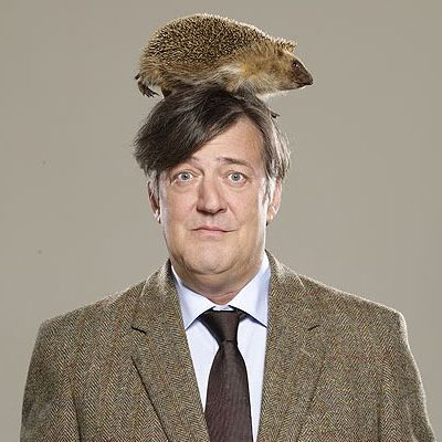 This photograph. | Community Post: 22 Reasons To Love Stephen Fry