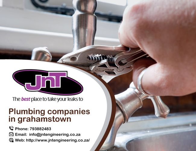 High Reliable and Matchless Plumbing Services in Grahamstown. http://bit.ly/2iDNlUH