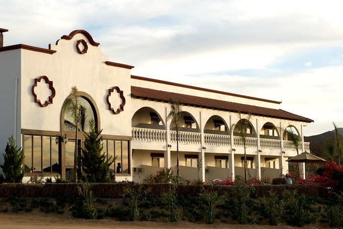 Hacienda Guadalupe  Valle de Guadalupe, Ensenada, Baja California, México.