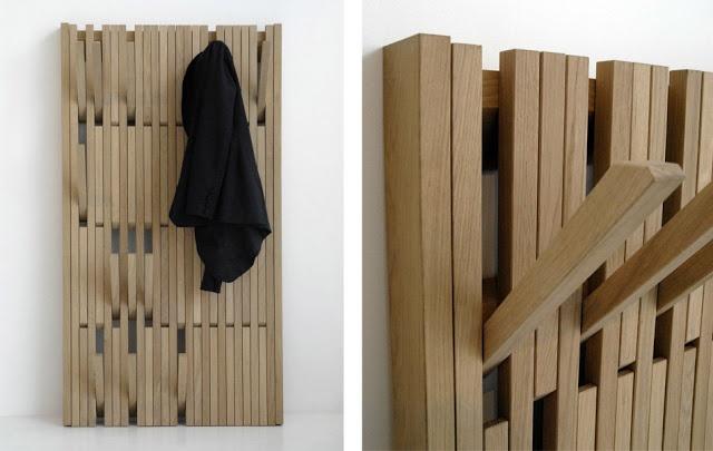 Objetos curiosos de madera Espacios en madera