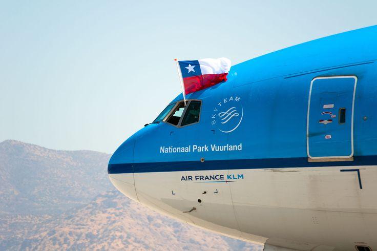 AIR FRANCE - KLM: KLM Royal Dutch Airlines aumenta su oferta a 6 vuelos semanales entre Santiago y Ámsterdam