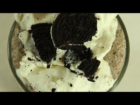 What could be better than an Oreo smoothie?