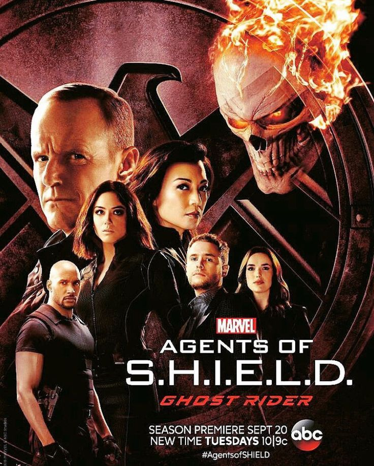 Agents of Shield season four.