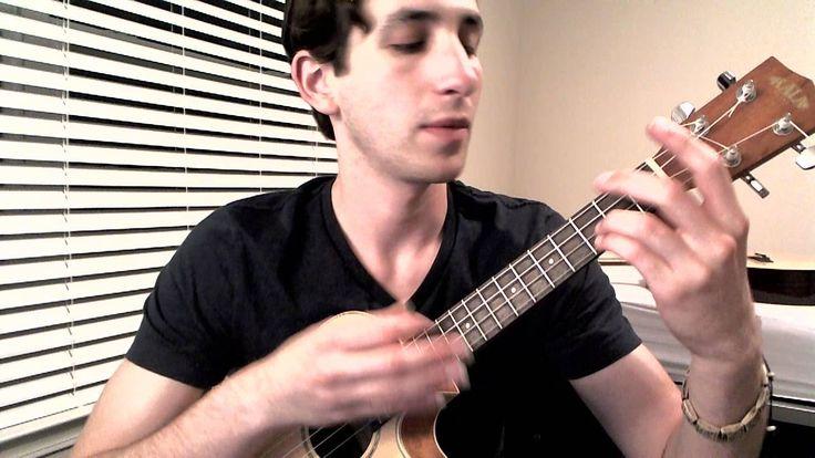 how to hold a ukulele while sitting