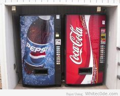 Learn How To Hack Soda Vending Machines In Easy Steps.