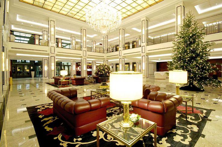 Maritim Hotel Berlin: Wohnen zum besten Preis - Hotel Berlin