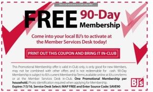 FREE 90 Day Membership at BJs Wholesale. NEW MEMBERS ONLY - http://freebiefresh.com/free-90-day-membership-at-bjs-wholesale-new-members-only/