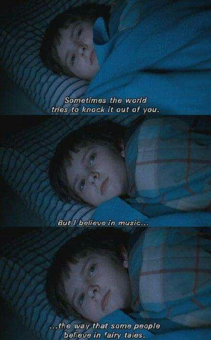 1000+ August Rush Quotes on Pinterest | August Rush, Music ...