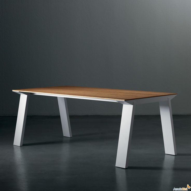 Tavolo moderno da pranzo Artù - ARREDACLICK