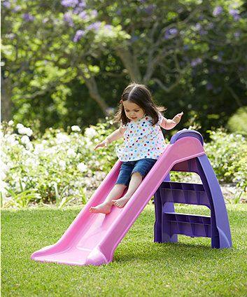 Little Tikes First Slide - Pink/Purple