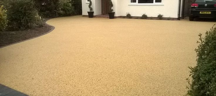 Resin Bonded Gravel & Resin Bound Aggregates UK
