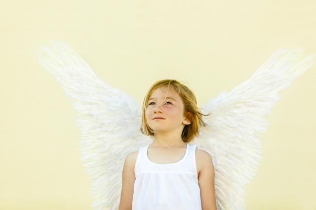 ¿Existen los angeles terrenales? ¿Eres uno?