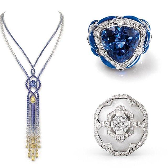 Новая коллекция высокого ювелирного искусства Chaumet Lumieres d'Eau в бутике дома! #воеменагода #украшения #vremenagoda #chaumet #jewelry