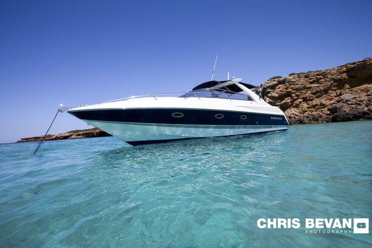 ONE OF THE AMAZING CHARTER BOATS FOR HIRE , A GREAT DAY OUT TO VIEW THE ISLAND AND GET TO THOSE LITTLE SECLUDED IBIZA BAYS