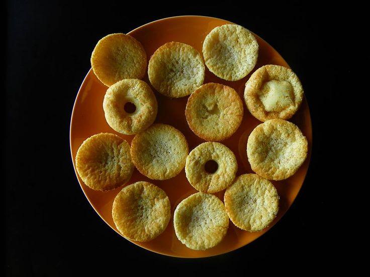 Queijadinhas de laranja