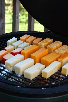Nibble Me This: Fun With Cold Smoking  Cheese MacGyver Style