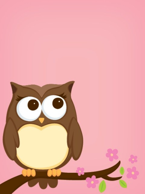 owl love you!  Would be cute art work for playroom