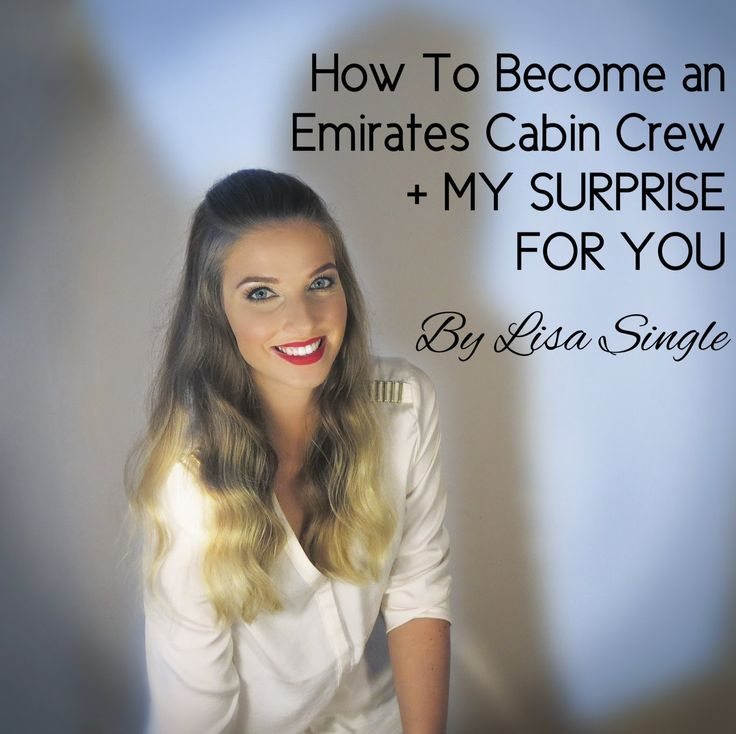 How To Become an Emirates Cabin Crew - PART 3 + MY SURPRISE FOR YOU!