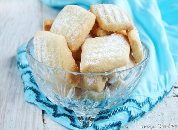 Un Kurabiyesi - przepyszne tureckie maślane ciasteczka.