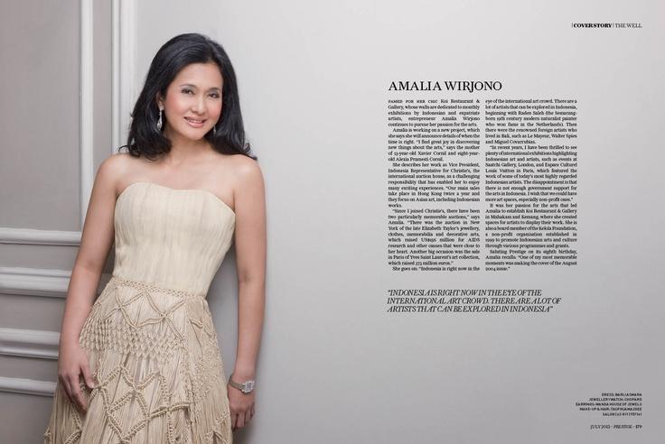 Amalia Wirjono