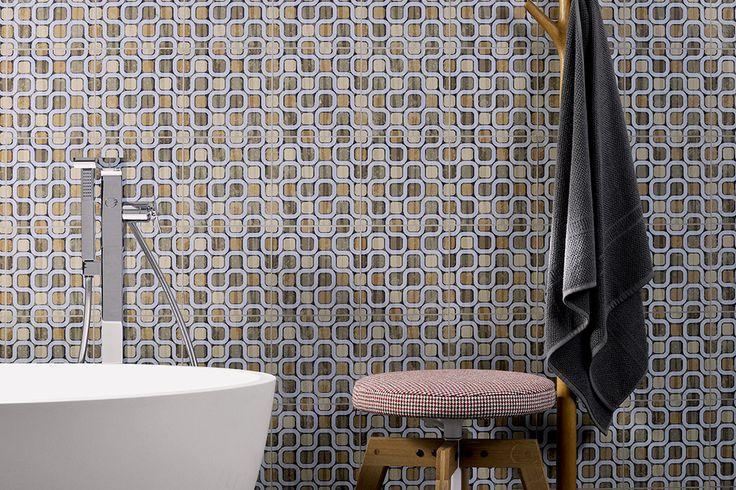 Keramische patroontegels voor vloer en wand. Ook mooi te combineren met hout (19), Tegelhuys