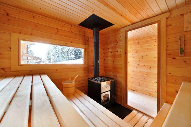KÜNG AG Saunabau, Wädenswil, Switzerland: Massivholz